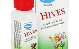 Thuốc Hyland's Hives điều trị mề đay tốt không?