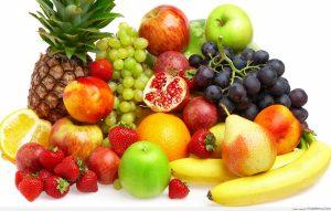 Ăn nhiều trái cây, hoa quả tươi khi bị dị ứng thời tiết