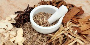 dùng thuốc đông y khi da mặt ngứa và sần
