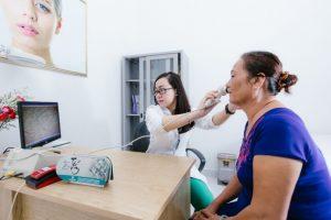 hoạt động tại phòng khám da liễu tại Đà Nẵng