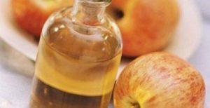 giấm táo trị ngứa da