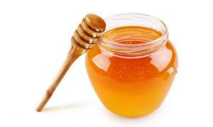 mật ong trị nổi mề đay khi ăn hàu