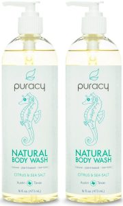 Sữa tắm Natural Body Wash By Puracy