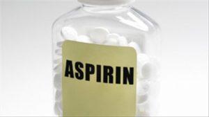 bị dị ứng aspirin