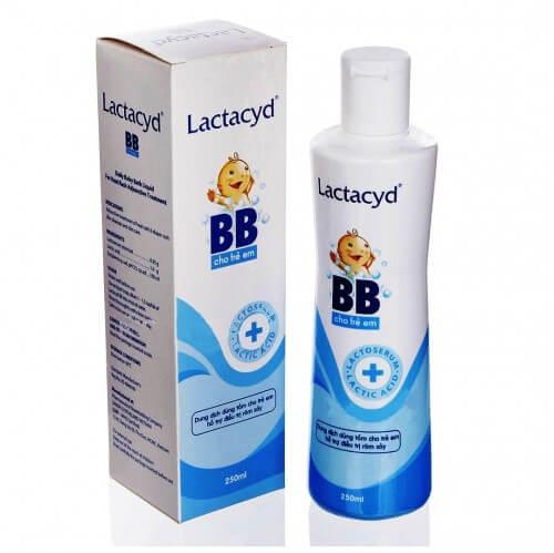 Sữa tắm Lactacyd BB