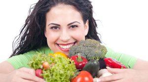 bà bầu ăn nhiều rau xanh khi bị dị ứng nổi mẩn ngứa