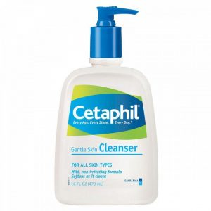 Sữa tắm cho da bị dị ứng Cetaphil