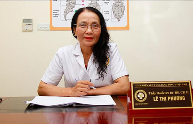 bác sĩ Lê Phương chữa ho