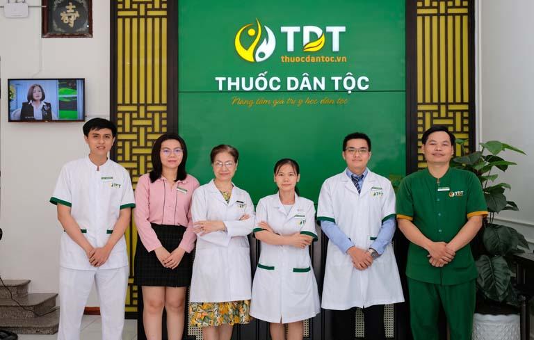 Trung tâm Thuốc dân tộc 145 Hoa Lan quy tụ nhiều bác sĩ giỏi và giàu kinh nghiệm